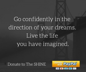Donate to TheSHINE