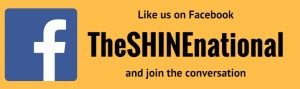 Like us on facebook SHINE