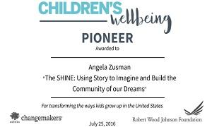 Angela Childrens Shine Pg