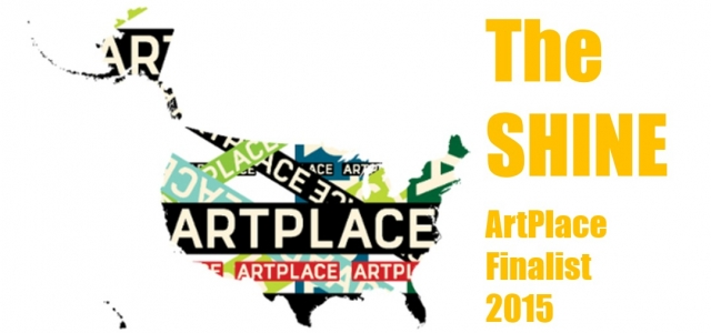 The SHINE Named Finalist for Community Development Grant from ArtPlace America