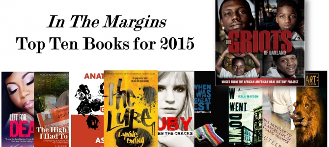 In The Margins Top Ten Books for 2015