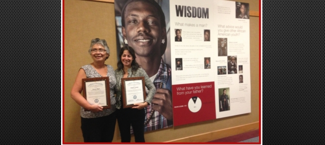 Story For All receives Public Education Service Award for their work with youth
